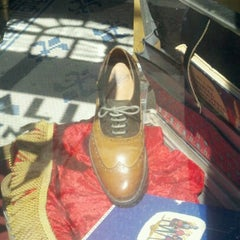 Photo taken at John Fluevog Shoes by Eric S. on 8/24/2012