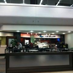 Photo taken at Max's Eatz & Fresh Bakery by vegan m. on 2/27/2012