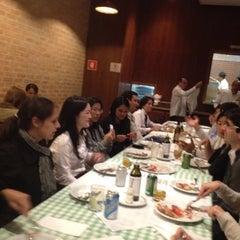Photo taken at Pizzaria Speranza by Emilson Y. on 5/22/2012
