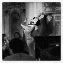 Photo taken at Duane Park Restaurant & Lounge by Rachel Z. on 9/8/2012