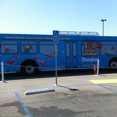 Photo taken at Toy Story Parking Lot by Dave C. on 8/31/2012