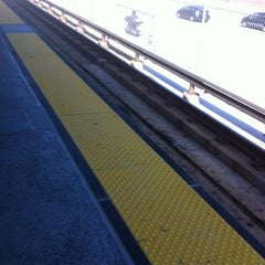 Photo taken at Castro Valley BART Station by RENEE D. on 4/6/2012