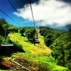 Photo taken at Sugarbush Resort - Lincoln Peak by Charlie R. on 7/26/2012