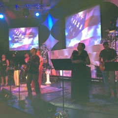 Photo taken at Innovation church by Greta Y. on 7/1/2012