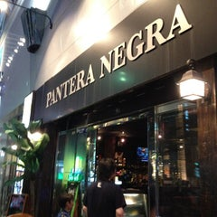 Photo taken at PANTERA NEGRA by pacificus1991 on 7/19/2012
