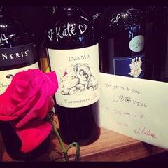 Photo taken at The Wine Studio by Josh N. on 2/13/2012