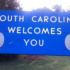 Photo taken at Georgia / South Carolina State Line by Ceasar A. on 6/16/2012
