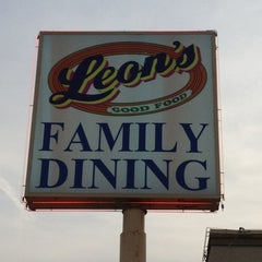 Photo taken at Leon's Family Dining by Patty L. on 6/16/2012