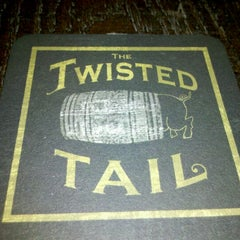 Photo taken at The Twisted Tail by Omar H. on 7/21/2012