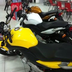 Photo taken at Itamotos - Honda by Bruno Henrique A. on 3/1/2012