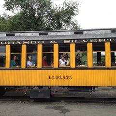 Photo taken at Durango & Silverton Narrow Gauge Railroad Co. by Catherine T. on 7/5/2012