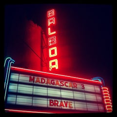 Photo taken at Balboa Theatre by James S. on 6/23/2012