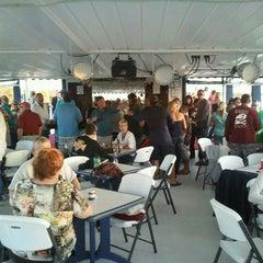 Photo taken at Island Time Cruises Paddlewheel Boat by David H. on 4/25/2012