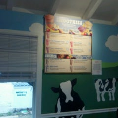 Photo taken at Ben & Jerry's by Christopher G. on 8/15/2012