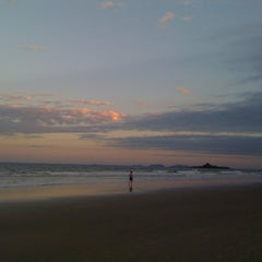 Photo taken at Barra do Sai - PR by Fabiano Rodrigo T. on 4/6/2012