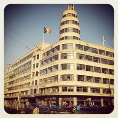 Photo taken at Café Belga by Michaël S. on 4/7/2012