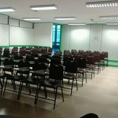 Photo taken at Universidad del Bío-Bío, Campus Fernando May by Alexis R. on 5/4/2012