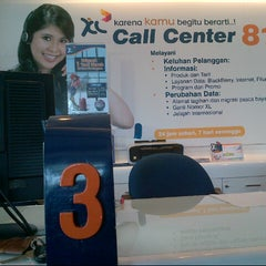 Photo taken at XL Center Office BSD by irfan h. on 7/7/2012
