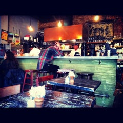Photo taken at Cafe Condesa by Bethany L. on 3/31/2012