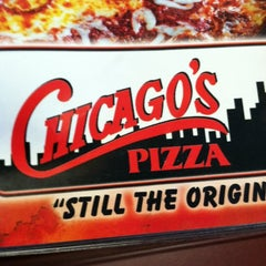 Photo taken at Chicago's Pizza by John G. on 6/10/2012