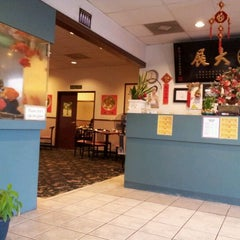 Photo taken at King's Garden Chinese Restaurant by Sol K. on 4/8/2012