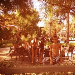 Photo taken at Flintridge Pool by Shelby B. on 10/4/2013