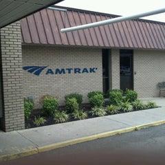 Photo taken at Richmond Amtrak Station (RVR) by Heather B. on 10/8/2012