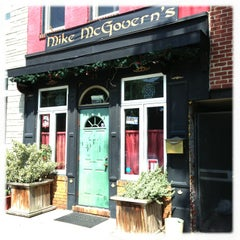Photo taken at Mike McGovern's Irish Pub by Elliott P. on 5/21/2013