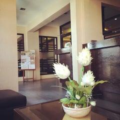 Photo taken at Hotel Carmelita by Janjan Limsico T. on 5/15/2015