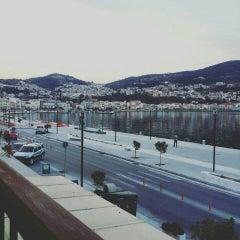 Photo taken at Aeolis Hotel by Niyazi  Aktepe K. on 9/11/2015