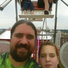 Photo taken at Ferris Wheel by Dmitry F. on 7/19/2015