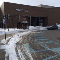 Photo taken at UM-Flint University Center (UCEN) by Mohammed A. on 2/14/2015