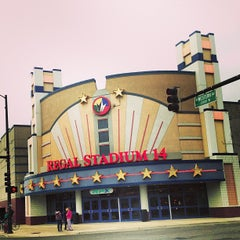 Photo taken at Regal Cinemas City North 14 IMAX & RPX by Igin I. on 4/7/2013