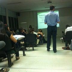 Photo taken at UFAM - Faculdade de Medicina by Ana Paula T. on 3/1/2013
