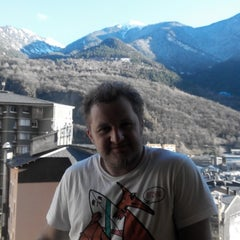 Photo taken at Hotel Sant Jordi by Denis B. on 1/22/2015