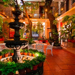 Photo taken at Hotel Posada de Roger by Hotel Posada de Roger on 11/6/2014