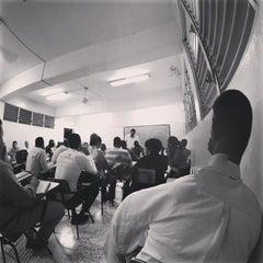 Photo taken at Universidad Católica Santo Domingo (UCSD) by Carlos G. on 5/9/2013