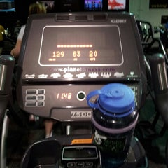 Photo taken at Planet Fitness by Kristie G. on 3/5/2013