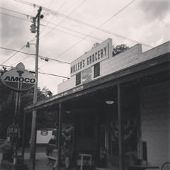 Photo taken at Miller's Grocery by Brandon P. on 6/2/2013