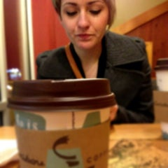 Photo taken at Caribou Coffee by Cord H. on 2/22/2013