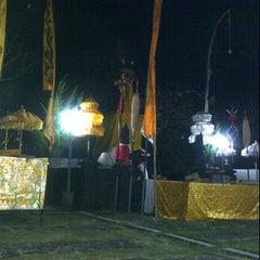 Photo taken at Permata Anyar's Temple by Ngurah A. on 5/3/2012