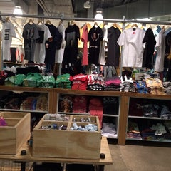 Photo taken at Urban Outfitters by Scot on 3/4/2014
