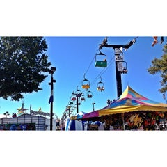 Photo taken at WLTX At The SC State Fair by Rick S. on 10/20/2012