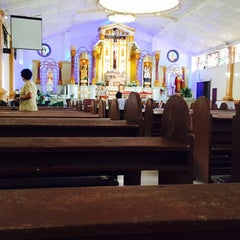 Photo taken at St. James the Greater Parish by Ivana Yasmin B. on 7/20/2014