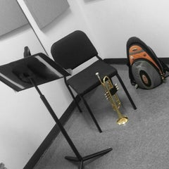 Photo taken at School of Music (MUS) by Hind S. on 8/25/2013