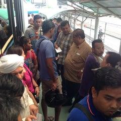 Photo taken at Penang Bridge Touch 'n Go Sales Centre by Goh D. on 8/10/2015