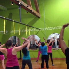 Photo taken at Mode Of Fitness Studio by Joanna C. on 9/26/2014