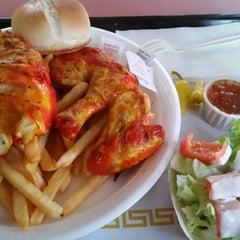 Photo taken at Jim's Burgers by Joseph K. on 11/18/2014