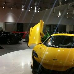 Photo taken at McLaren Beverly Hills by Joseph K. on 6/19/2015