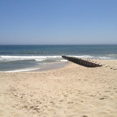 Photo taken at Karge Street Beach by Alex B. on 6/2/2013